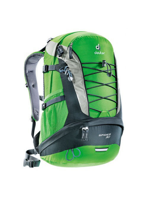 Рюкзаки Deuter Рюкзак Deuter 2015 Daypacks Spider 30 spring-granite рюкзак deuter daypacks giga pro black
