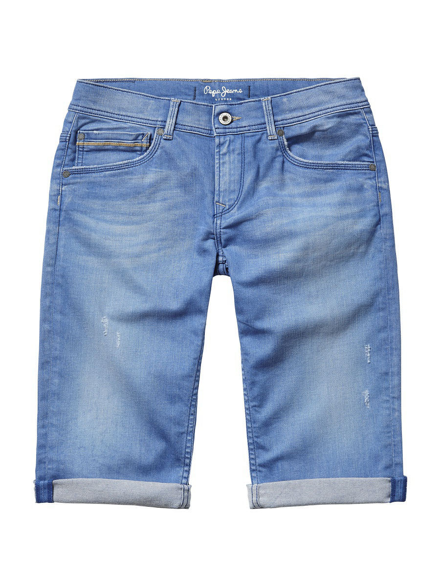 Шорты Pepe Jeans London PB800299/000DENIM