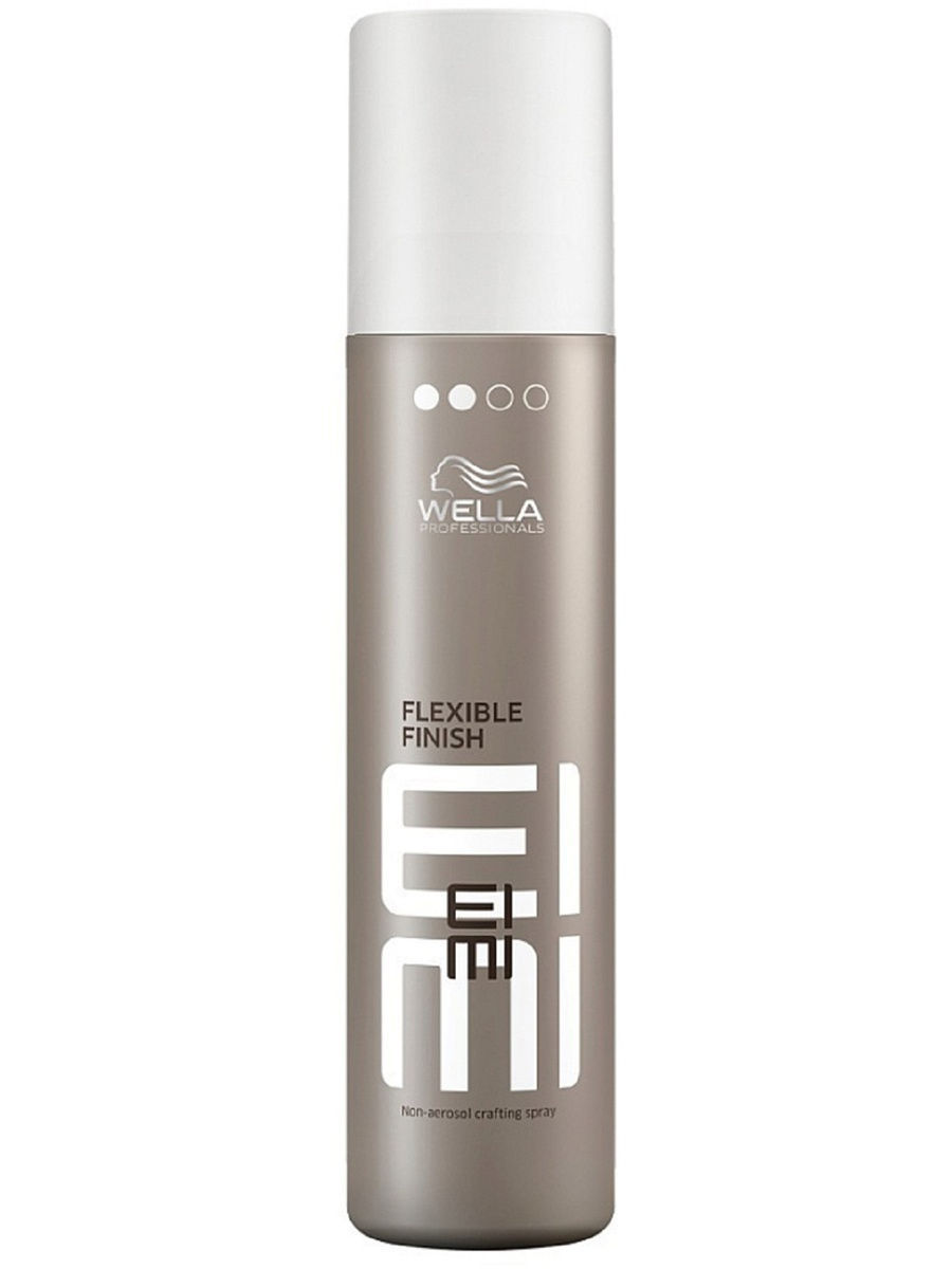 Спреи Wella Professional Wella EIMI Flexible Finish - Неаэрозольный моделирующий спрей 250 мл спрей wella professionals flexible finish eimi