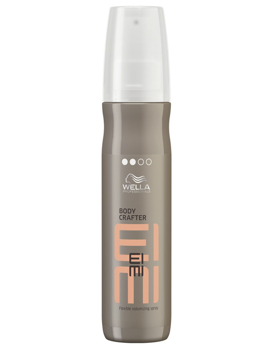 Спреи Wella Professional Wella EIMI Body Crafter - Спрей для объема 150 мл гели wella professional wella eimi sculpt force гель флаббер экстрасильной фиксации 125 мл