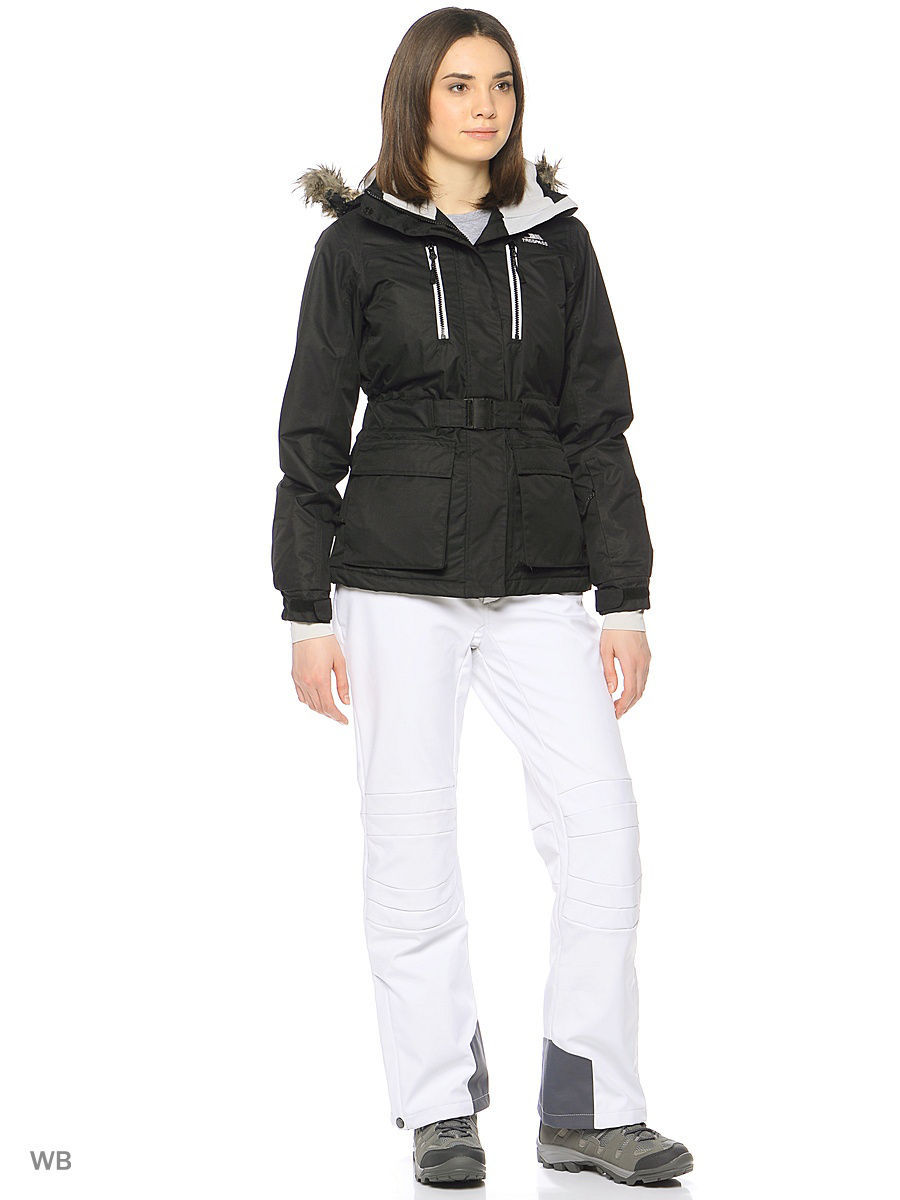Куртка Trespass SNOWMASSFAJKSKI20019/BLACK