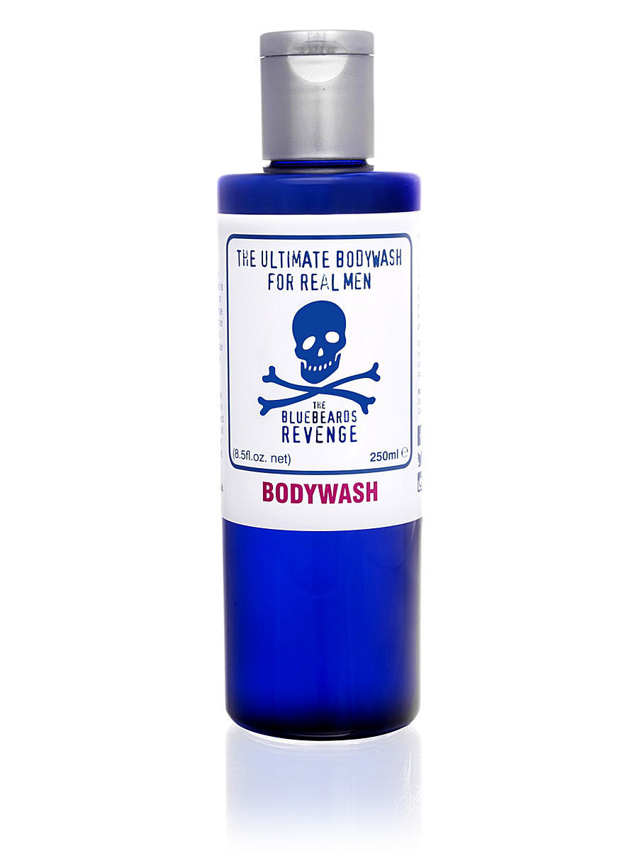 Гель для душа The BlueBeards Revenge 250 мл BBRBODYсиний