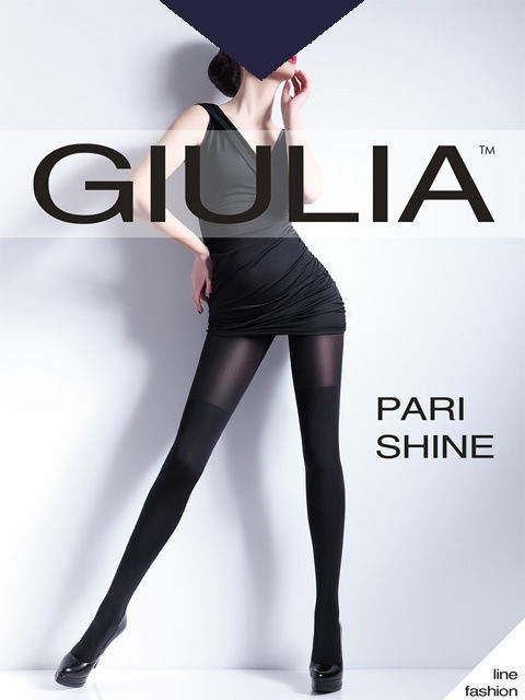 Колготки GIULIA PARI-SHINE/deep-navy
