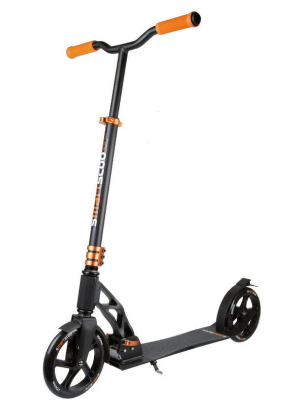 Самокаты Smartscoo Самокат Fun4U Smartscoo Orange, 200 mm самокат складной fun4u smartscoo 200mm black orange