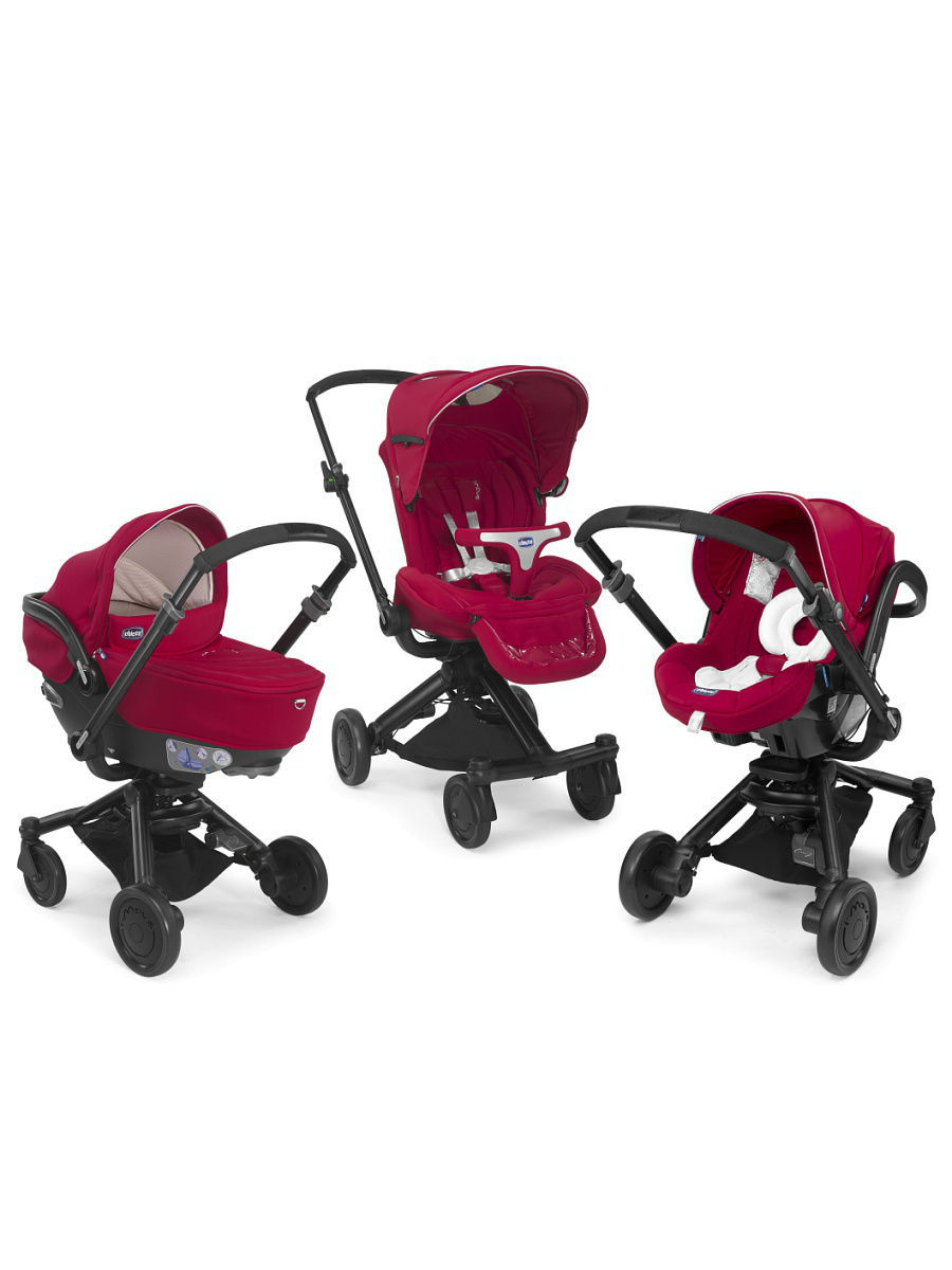 Коляски прогулочные CHICCO Коляска Trio I-Move коляска 2 в 1 chicco trio stylego red passion
