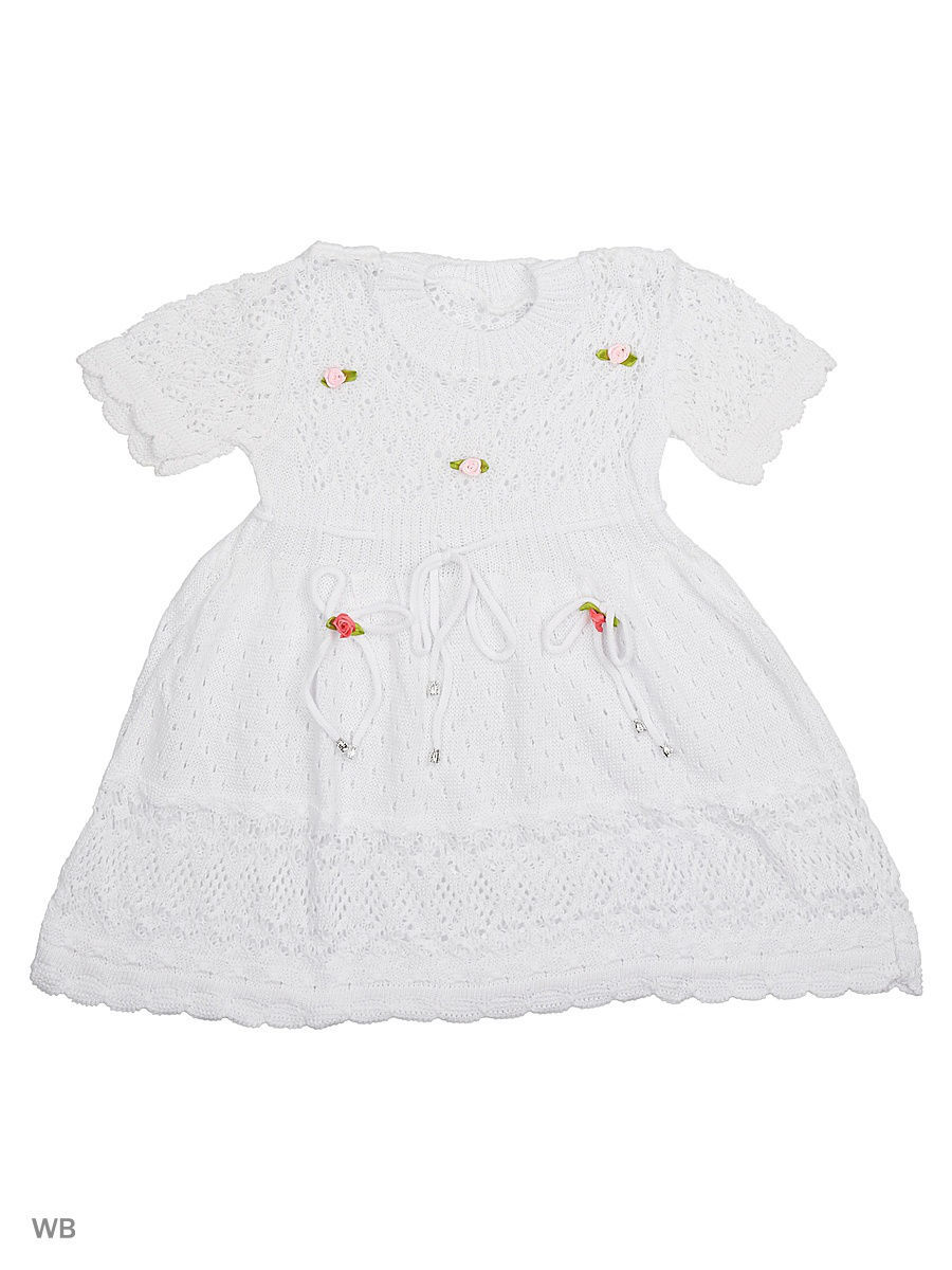 Платье Babycollection 13CR-396/d/белый