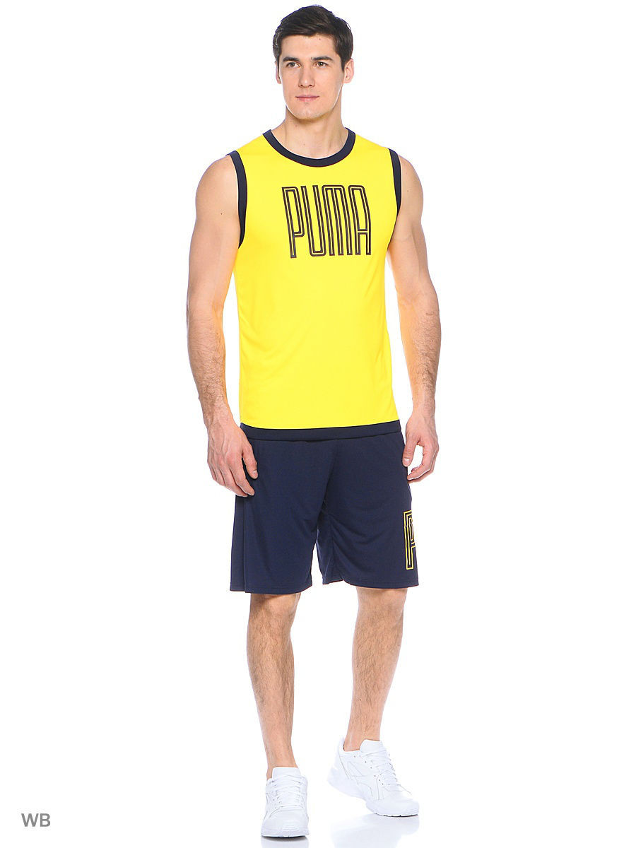 Майка спортивная Training Sleeveless Top Puma 51517509