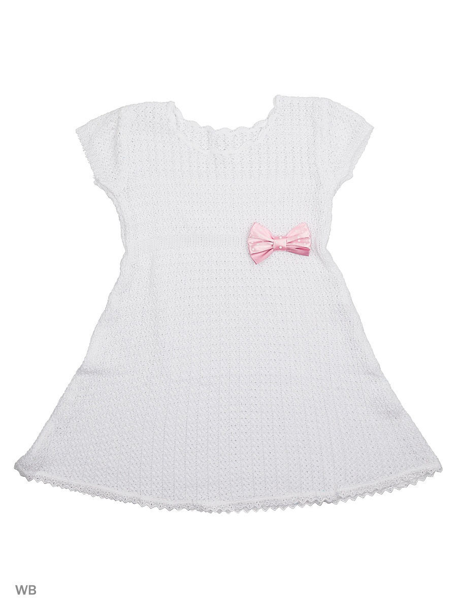 Платье Babycollection 13CR-406/d/белый