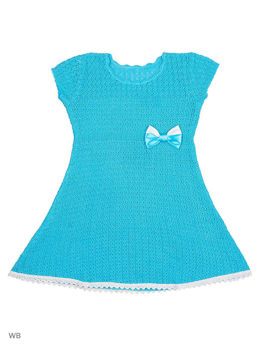 Платье Babycollection 13CR-406/d/голубой