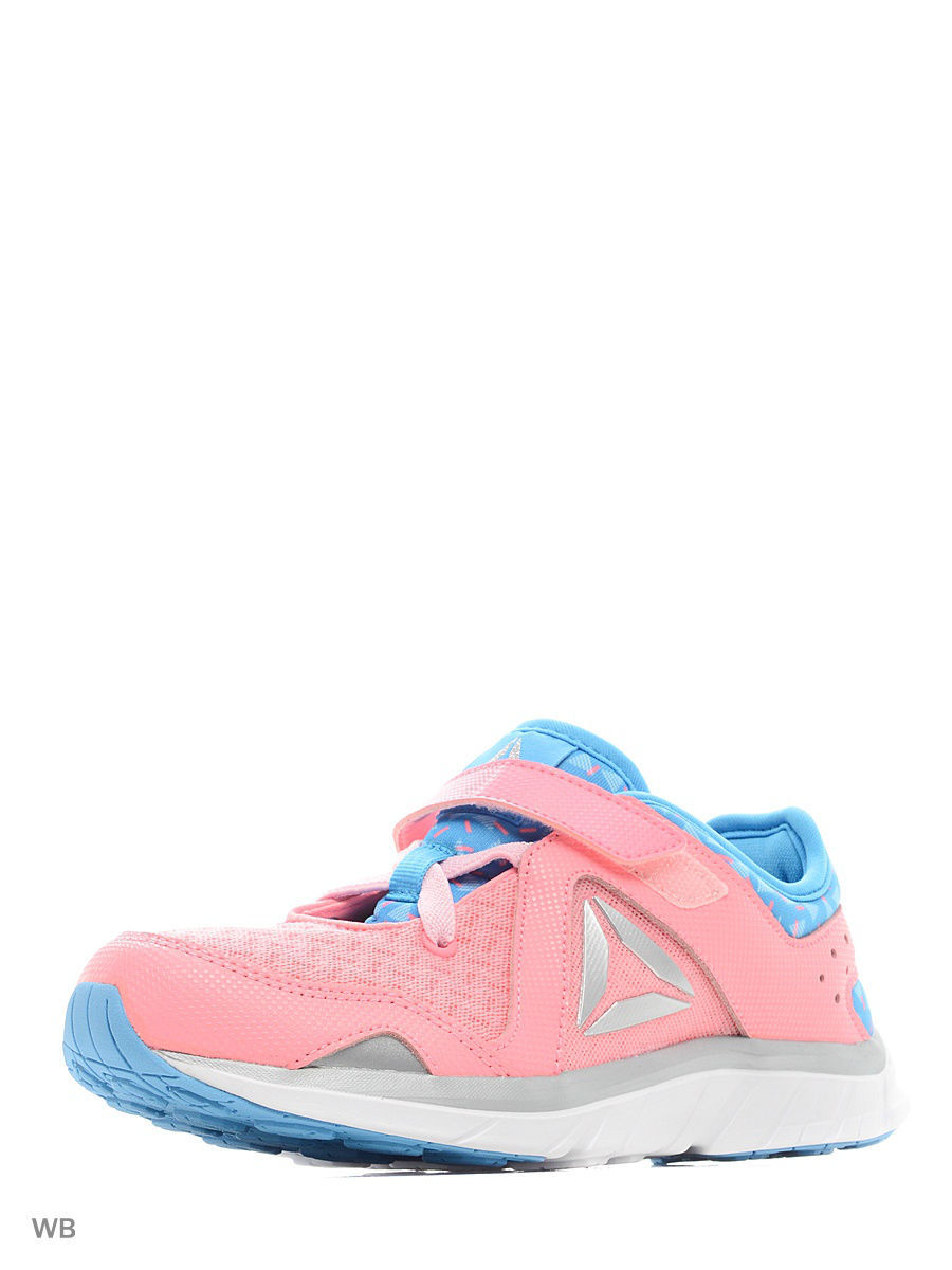 Кроссовки Reebok Кроссовки KIDS FUSION RUNNER PINK/PINK/BLUE/SLVR кроссовки reebok кроссовки classic leather pas fresh blue white