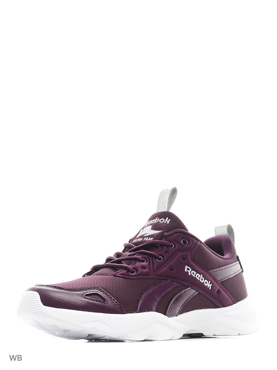 Кроссовки Reebok Кроссовки REEBOK ROYAL BLAZE PACIFIC PURPLE/WHT/S reebok les mills кроссовки