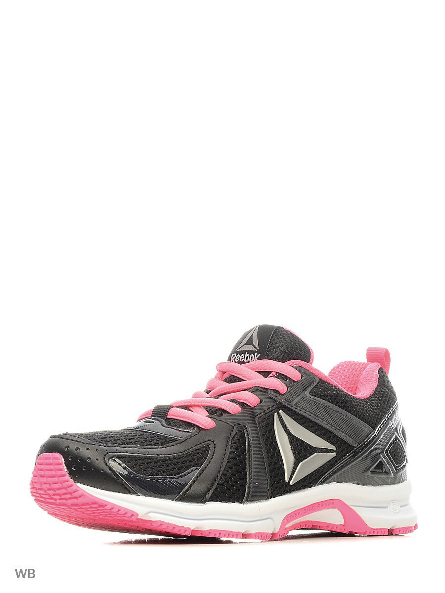 Кроссовки Reebok Кроссовки Reebok Runner    Coal/Blk/Poison Pink behold here s poison