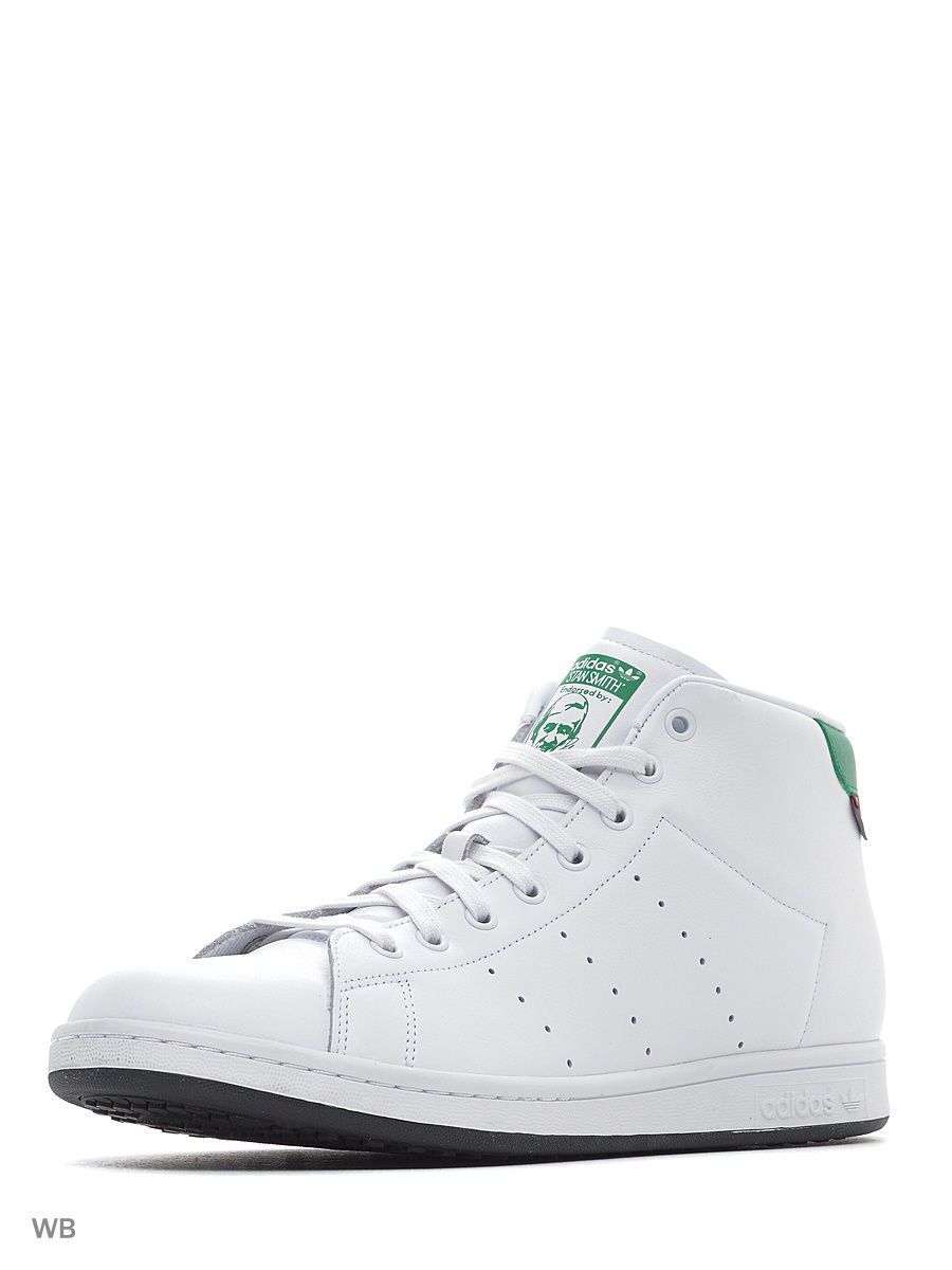 Кеды Adidas Кеды Stan Winter     Ftwwht/Ftwwht/Green спот eglo 92922