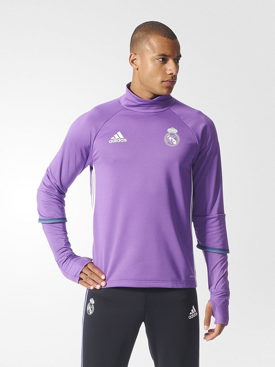 Джемперы Adidas Джемпер Real Madrid Training Top real madrid adidas свитер adidas real madrid euhybrid top bq7851