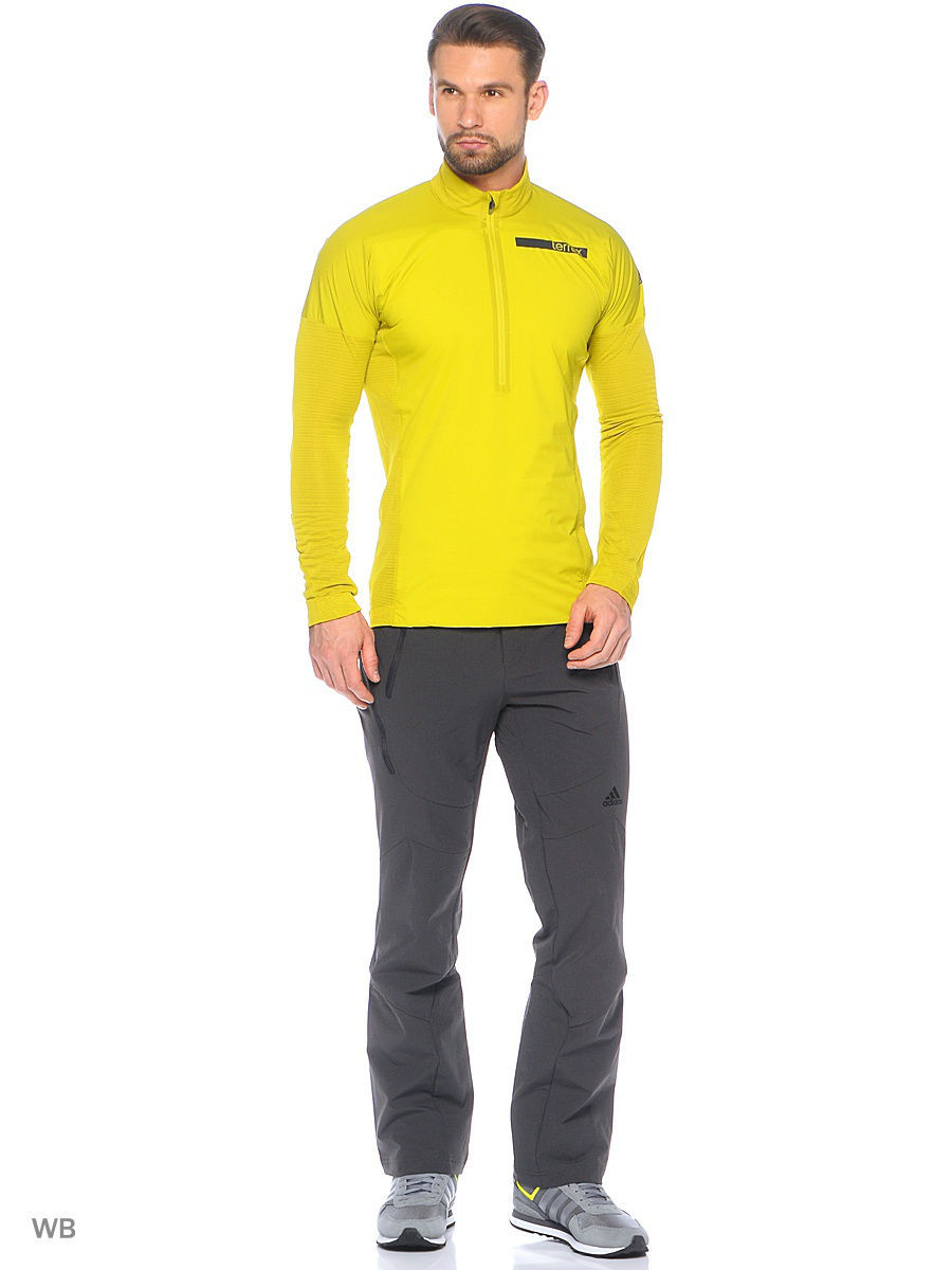 Джемперы Adidas Джемпер Men's Terrex Skyclimb Top 2017 пуховик terrex swift icezeit jacket