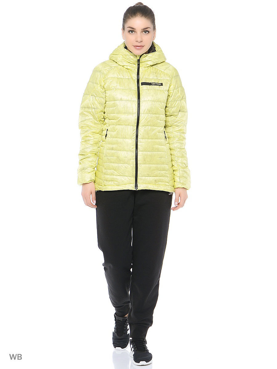 Куртки Adidas Куртка TERREX AGRAVIC DOWN JACKET пуховик terrex swift icezeit jacket