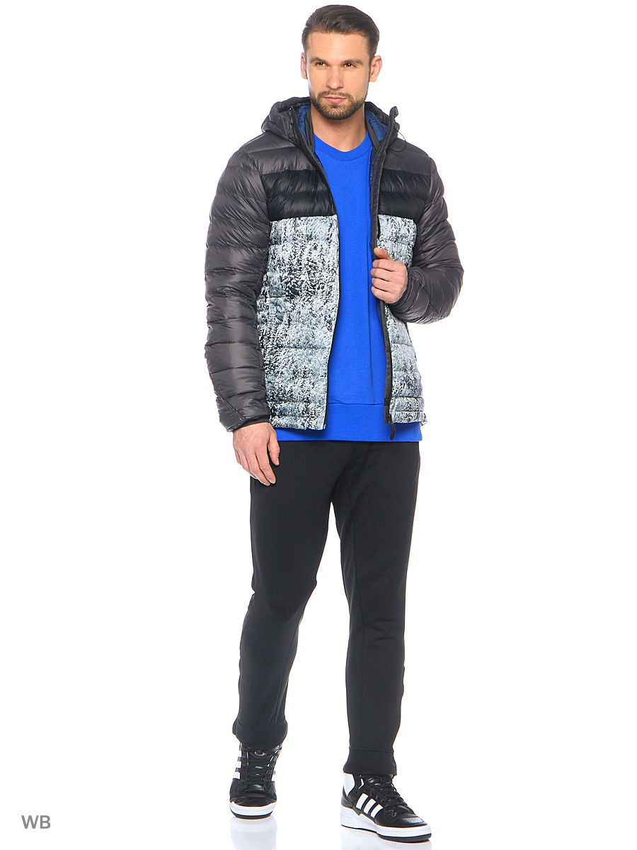 Куртки Adidas Куртка CLIMAHEAT FROST PRINTED JACKET толстовки adidas толстовка climaheat hooded fleece jacket