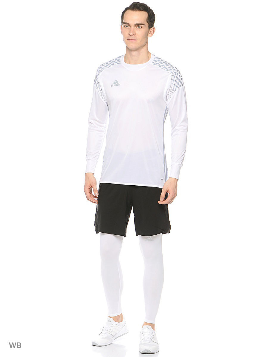Тайтсы Adidas Тайтсы Tf Base Tight  White тайтсы adidas тайтсы leggings