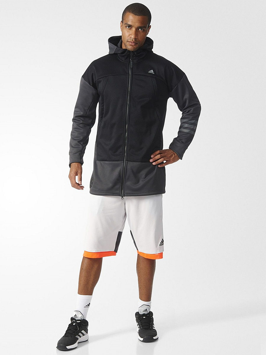 цена  Худи Adidas Худи Basketball League Crusher Hoodie  онлайн в 2017 году