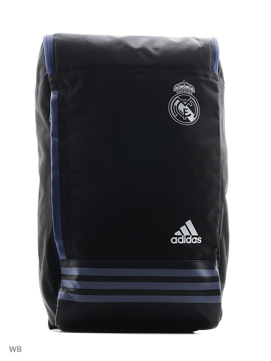 Рюкзаки Adidas Рюкзак Real Madrid Backpack real madrid adidas свитер adidas real madrid euhybrid top bq7851