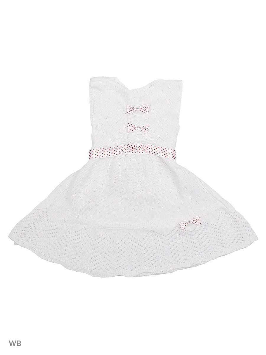 Платье Babycollection 13CR-412/d/белый