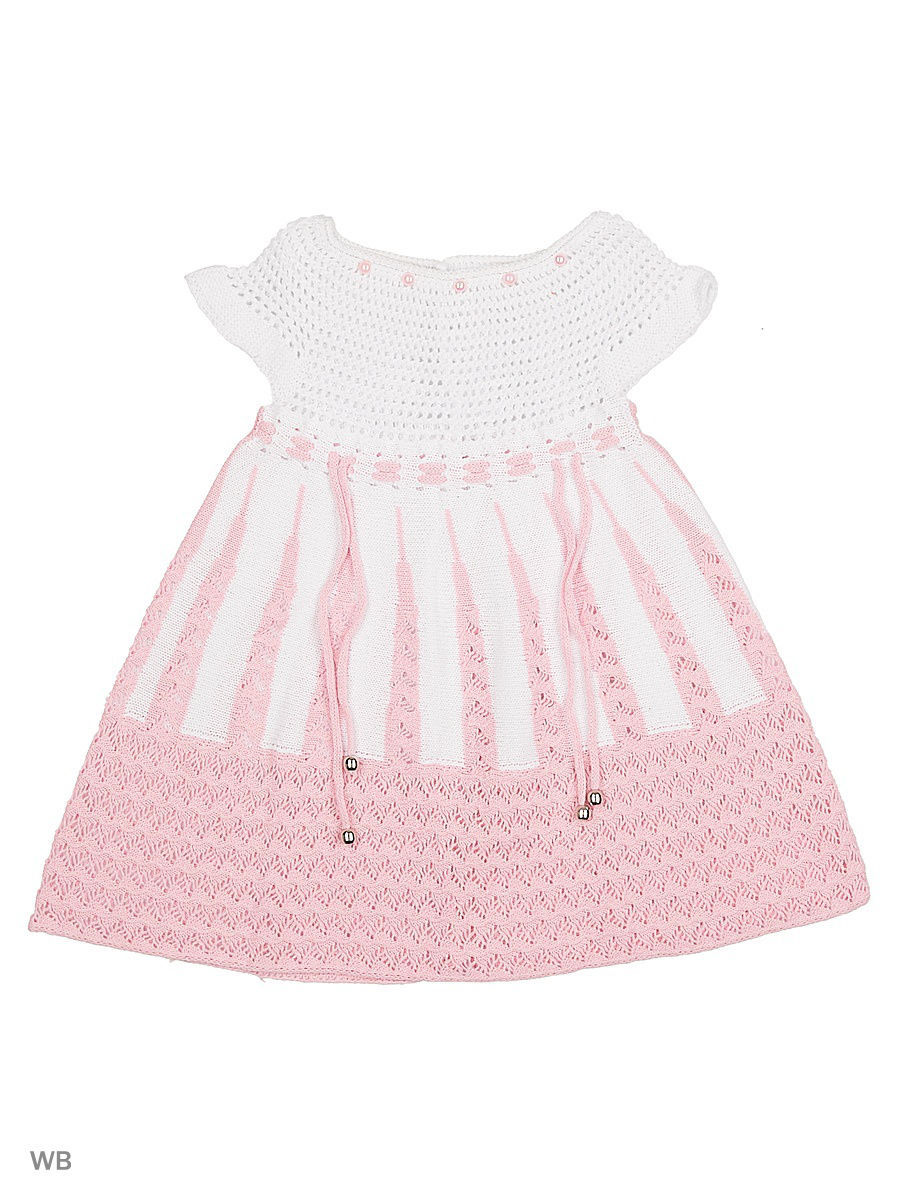 Платье Babycollection 13CR-425/d/розовый