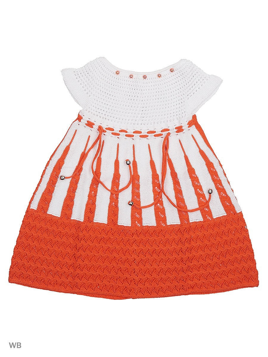 Платье Babycollection 13CR-425/d/терракотовый