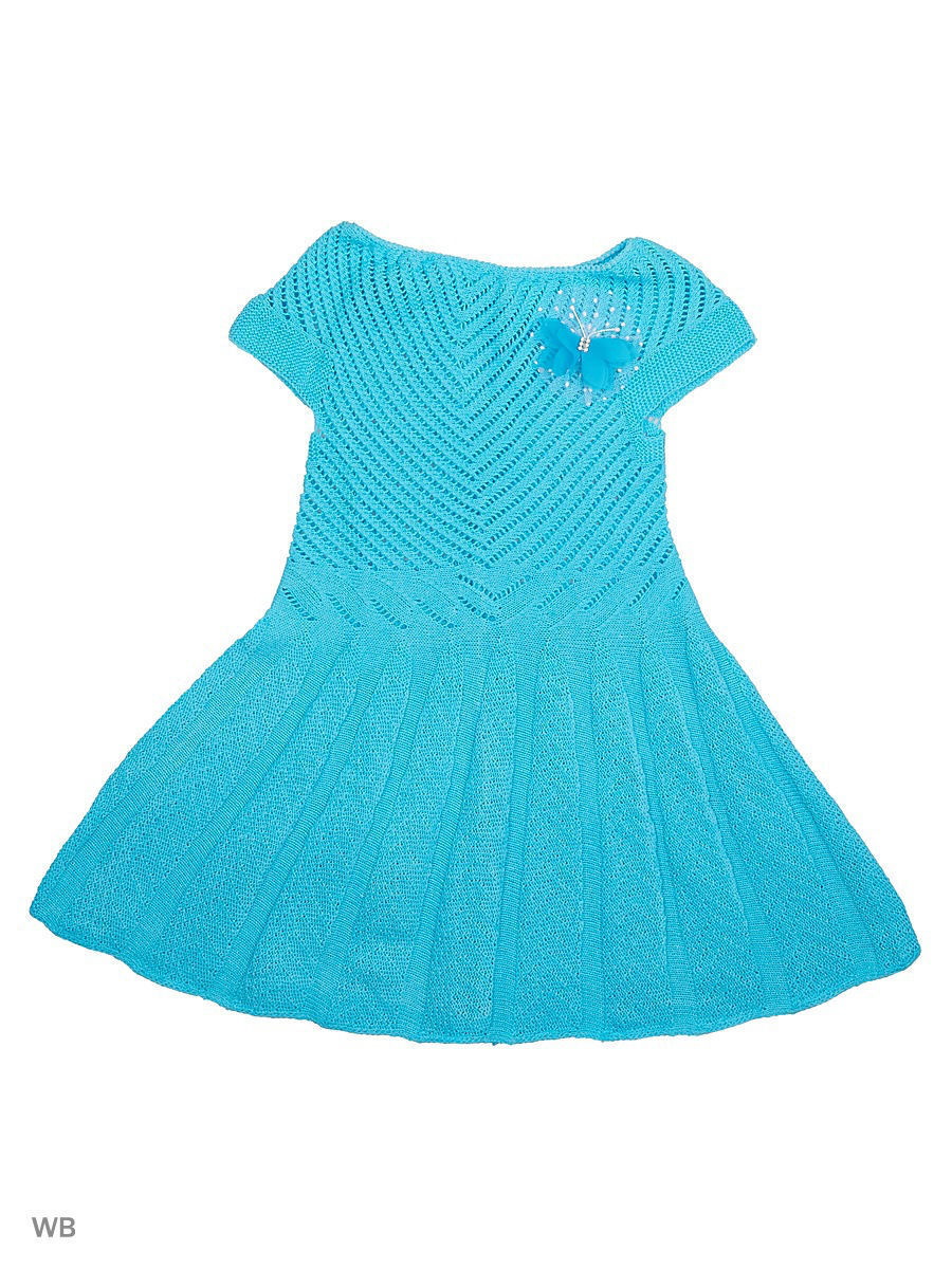 Платье Babycollection 13CR-426/d/голубой