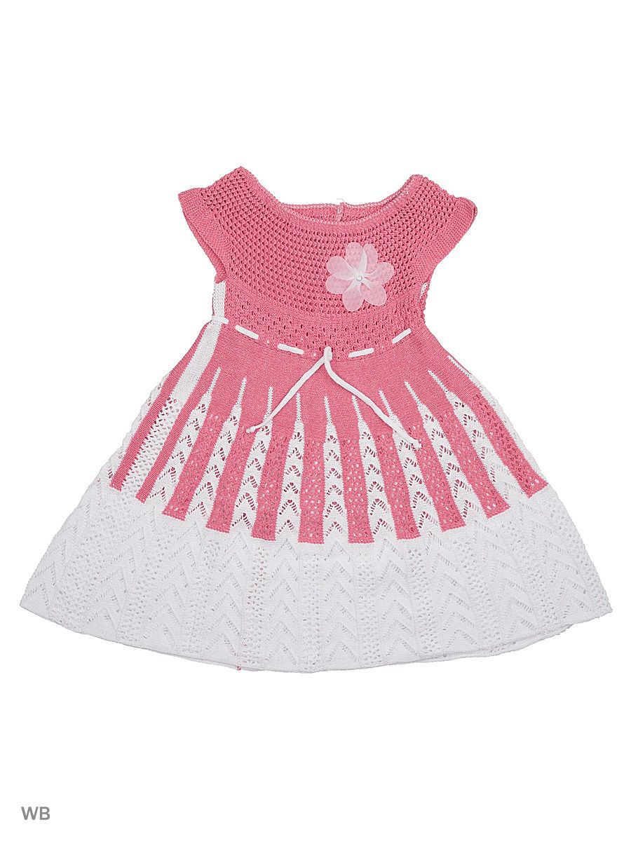 Платье Babycollection 13CR-430/d/розовый