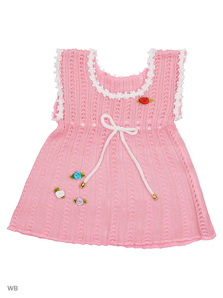 Платье Babycollection 13CR-432/d/розовый