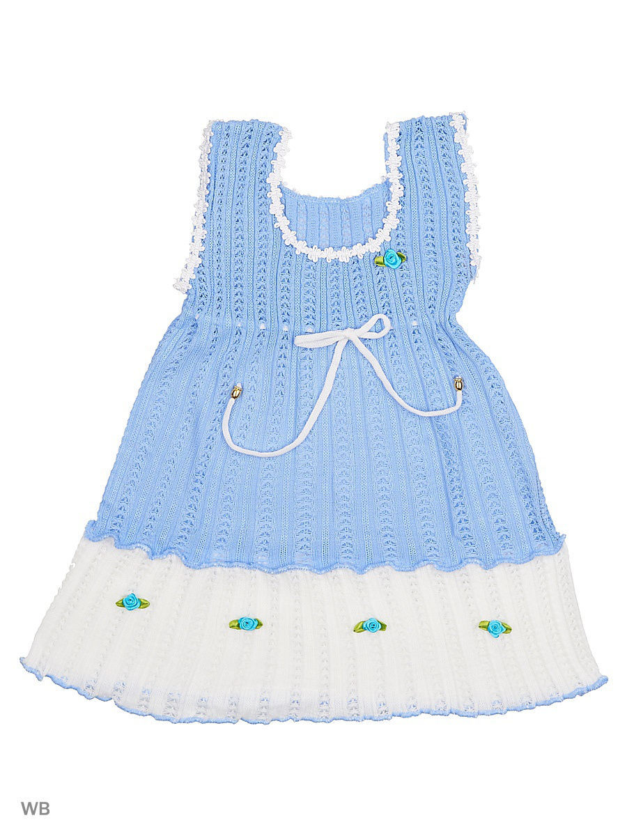 Платье Babycollection 13CR-431/d/синий