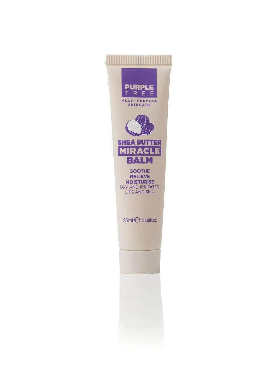 Бальзам для губ с маслом ши Purple Tree Miracle Balm Shea Butter
