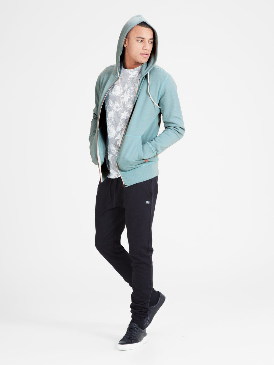 Толстовка Jack & Jones 12114956/StoneBlue