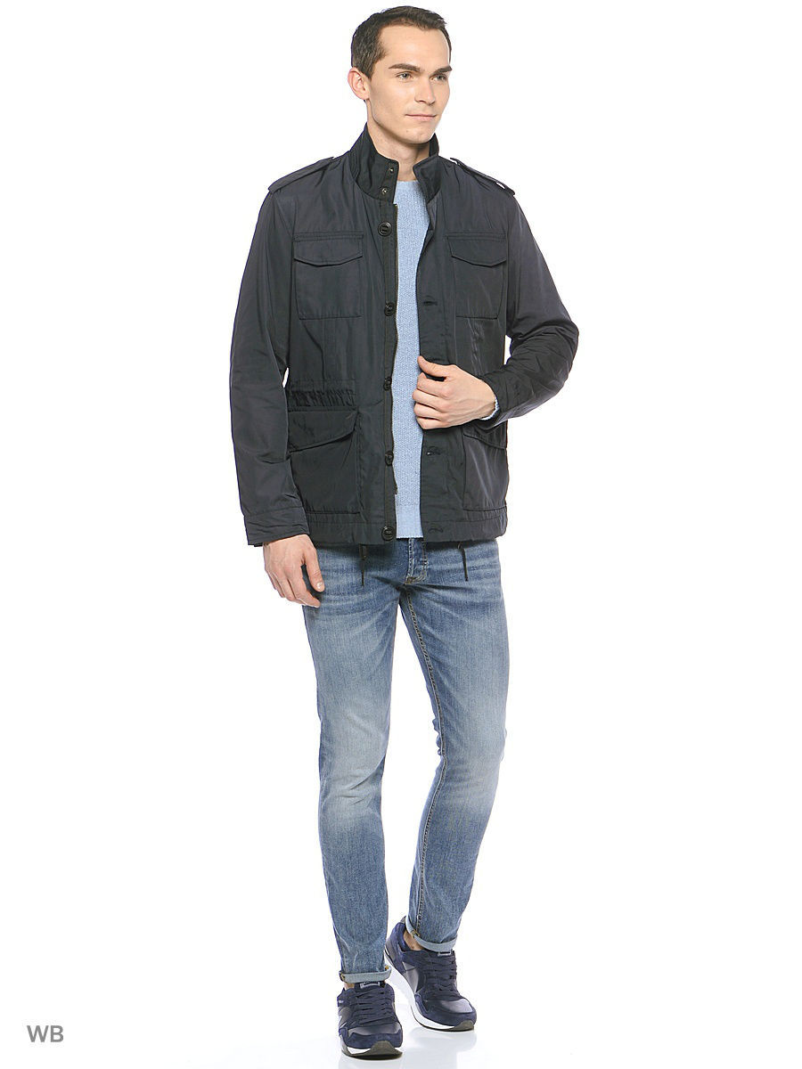 Куртка Jack & Jones 12117864/DarkNavy