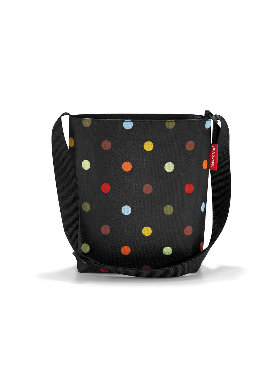 Сумки Reisenthel Сумка Shoulderbag S dots сковорода d 20 см frybest orange orca f20 orange