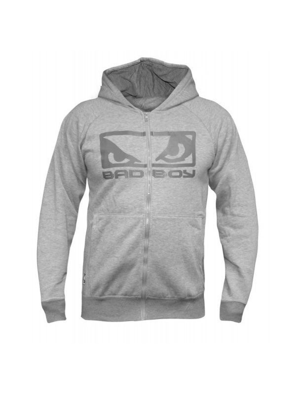 Толстовки Bad boy Толстовка Bad Boy Eyes Hoodie Grey Marl ellesse toppo overhead hoody athletic grey marl