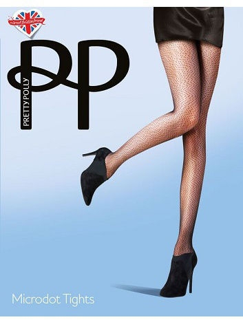 Колготки Pretty Polly AUU5/black