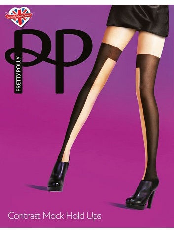 Колготки Pretty Polly AUU7/nd/black