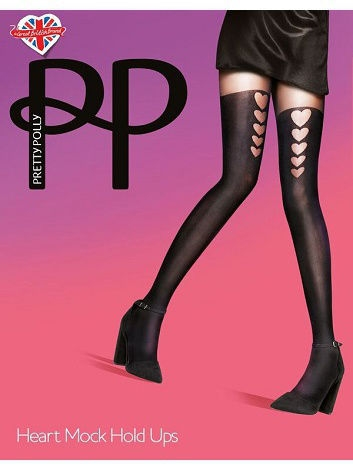 Колготки Pretty Polly AUU9/black