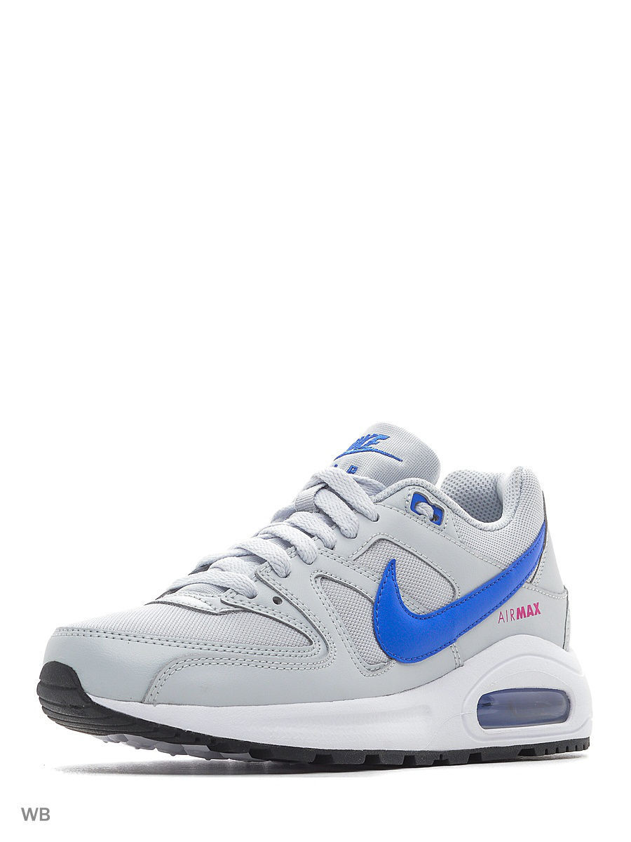 Кроссовки NIKE AIR MAX COMMAND FLEX (GS) 844349-002
