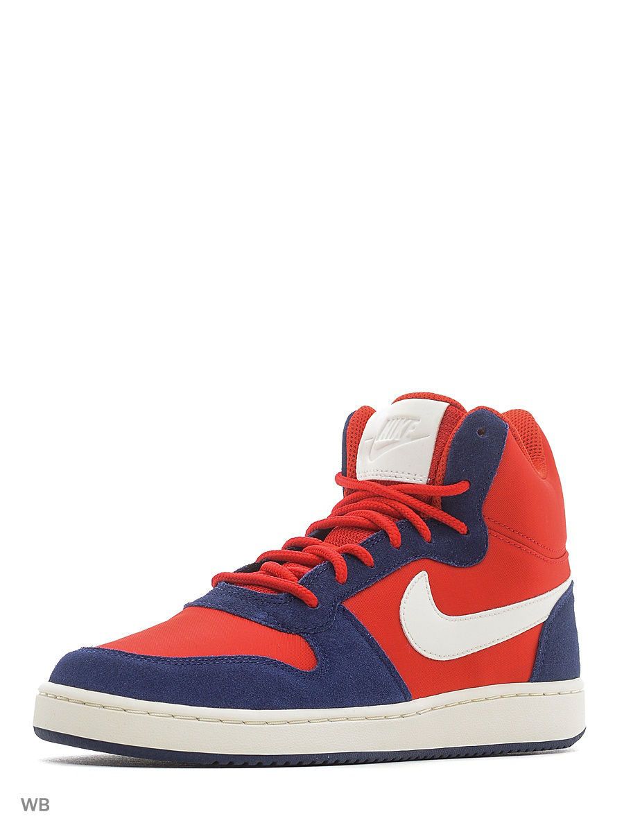 Сникеры Nike Кеды NIKE COURT BOROUGH MID PREM nike court borough mid nike