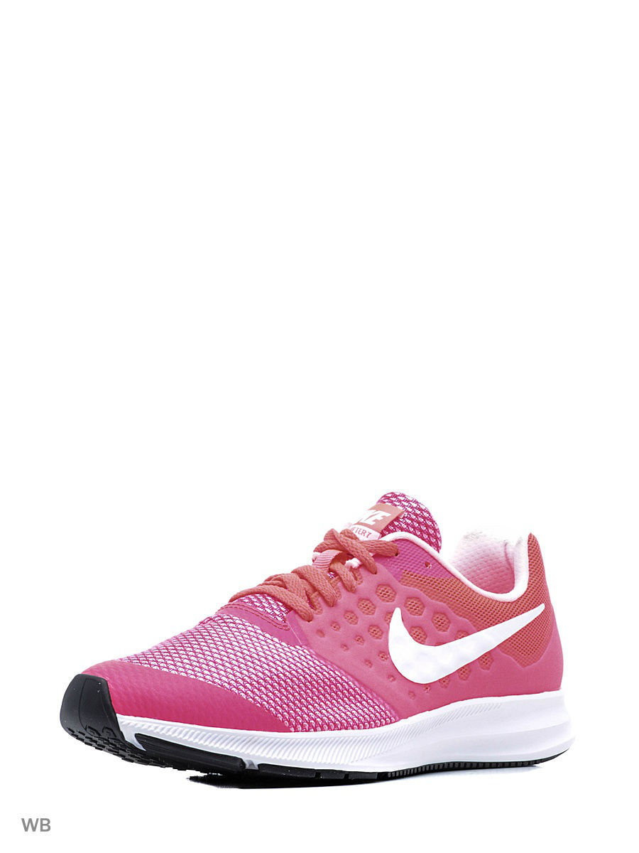 Кроссовки NIKE DOWNSHIFTER 7 (GS) 869972-600