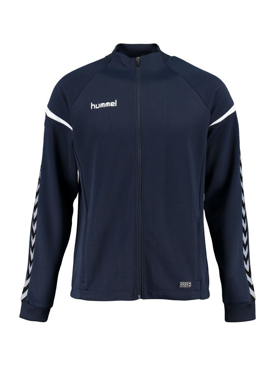 Толстовки HUMMEL Толстовка AUTHENTIC CHARGE POLY ZIP JACKET футболка hummel футболка authentic charge ss training jersey
