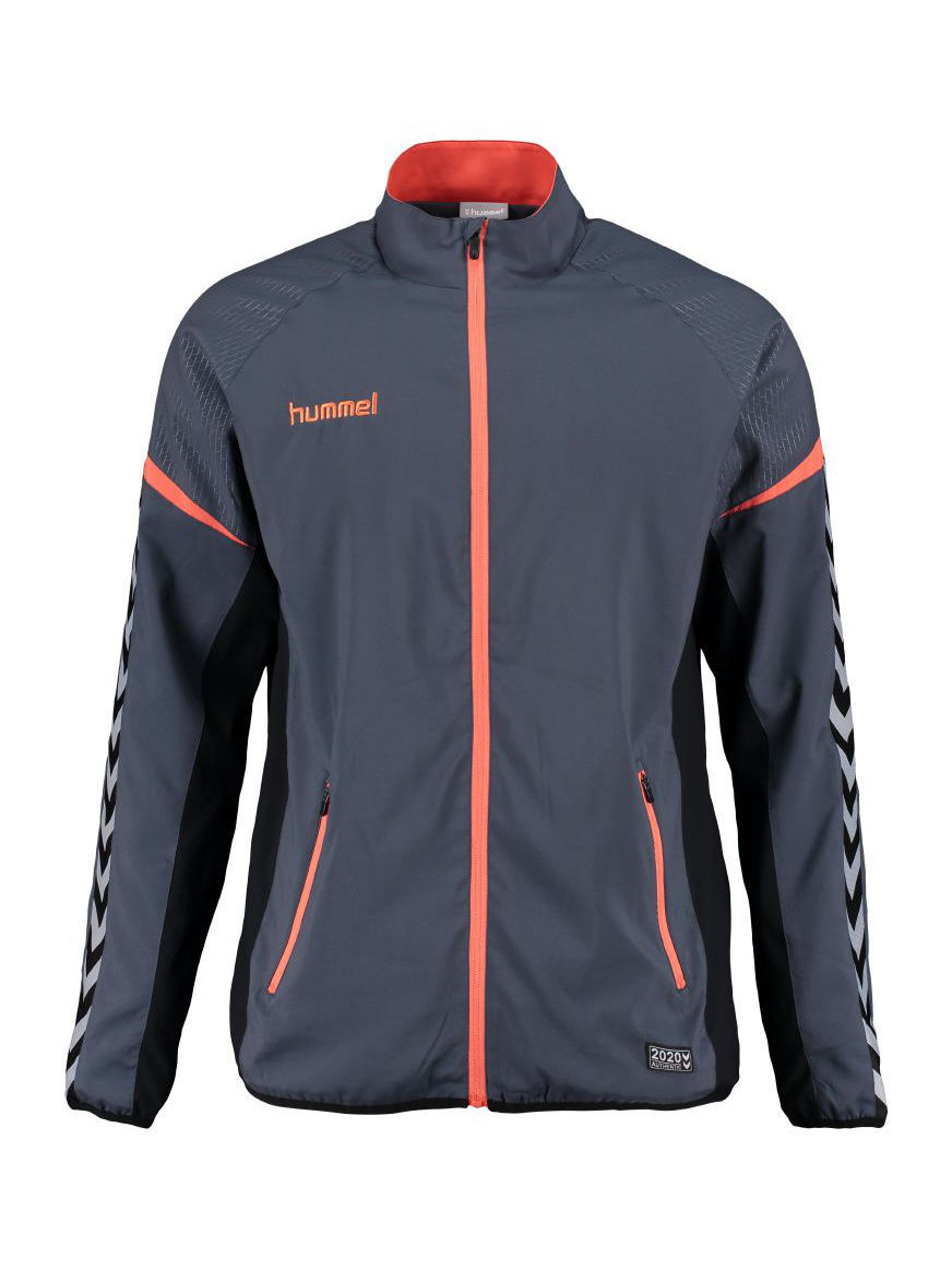 Толстовки HUMMEL Толстовка AUTHENTIC CHARGE MICRO ZIP JACKET футболка hummel футболка authentic charge ss training jersey