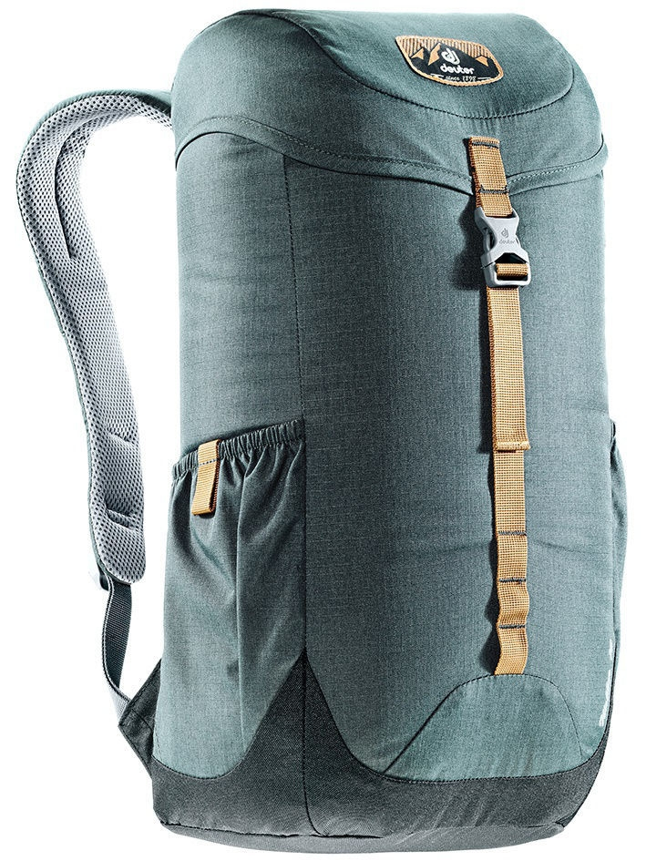 Рюкзаки Deuter Рюкзак Walker 16 anthracite-black рюкзак deuter 2015 daypacks gigant black