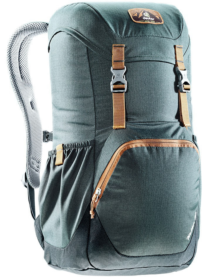 Рюкзаки Deuter Рюкзак Walker 20 petrol-arctic рюкзак deuter groden 32 2017 18 coffee arctic