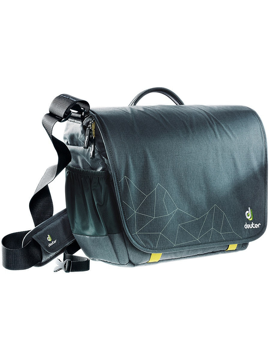 Сумка на плечо Deuter 2017 Operate II anthracite-moss 85073/4220