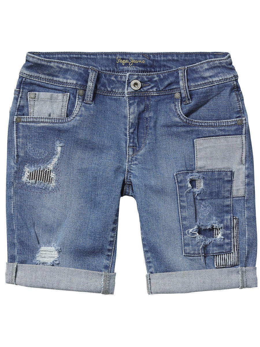 Шорты Pepe Jeans London PB800301/000DENIM