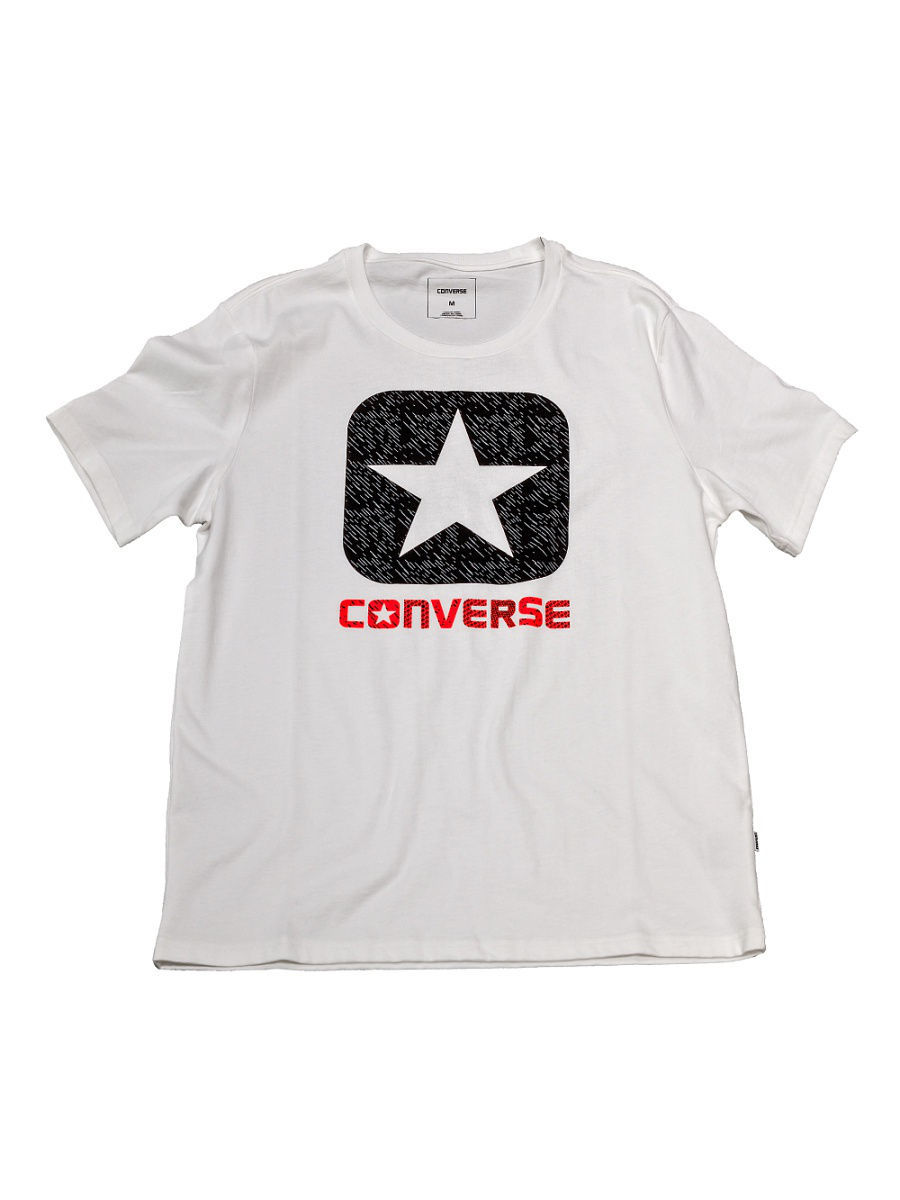 Футболка Knitted Men's SS Crew Tee Converse 10003677102