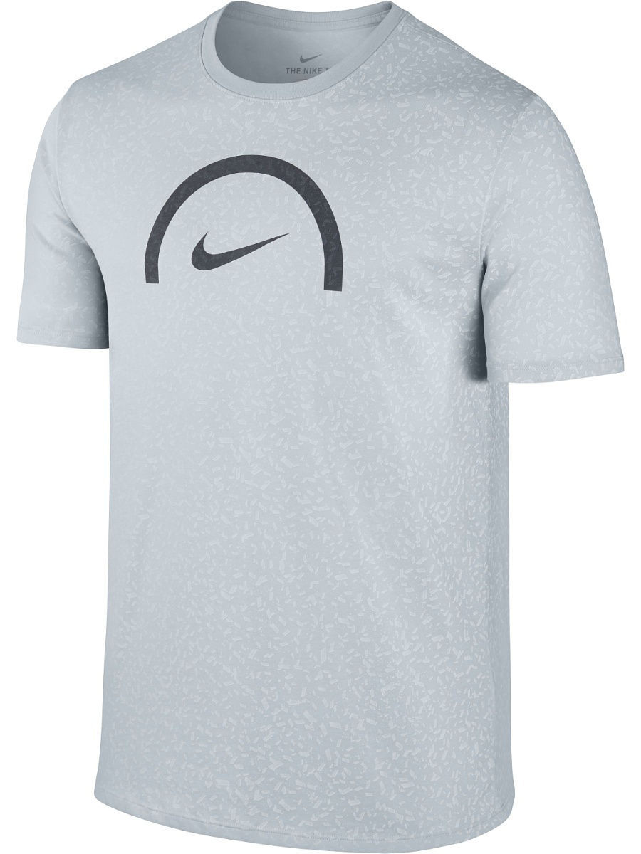 Футболка Nike Футболка Dry Basketball Mens T-Shirt
